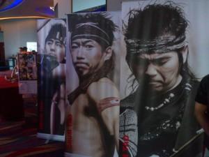 DSC 0858 300x225 海外で日本のアートを体験する ~和太鼓パフォーマンス TAOをマニラで見てきた~