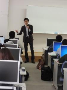 DSCN0191 225x300 明星大学で講演