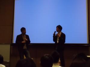 CIMG3250 300x225 サムライバックパッカー太田英基さんと対談 in Singapore 和僑アジア大会