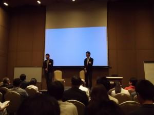CIMG3277 300x225 サムライバックパッカー太田英基さんと対談 in Singapore 和僑アジア大会