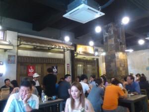 DSC 1124 300x225 マニラに出来たつけ麺屋、三ツ矢堂製麺に行ってきた