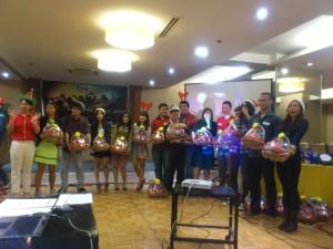 DSC 1251 300x225 クリスマスパーティー in フィリピン