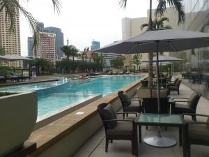 DSC 1445 300x225 マニラにある最高級ホテル ラッフルズホテル
