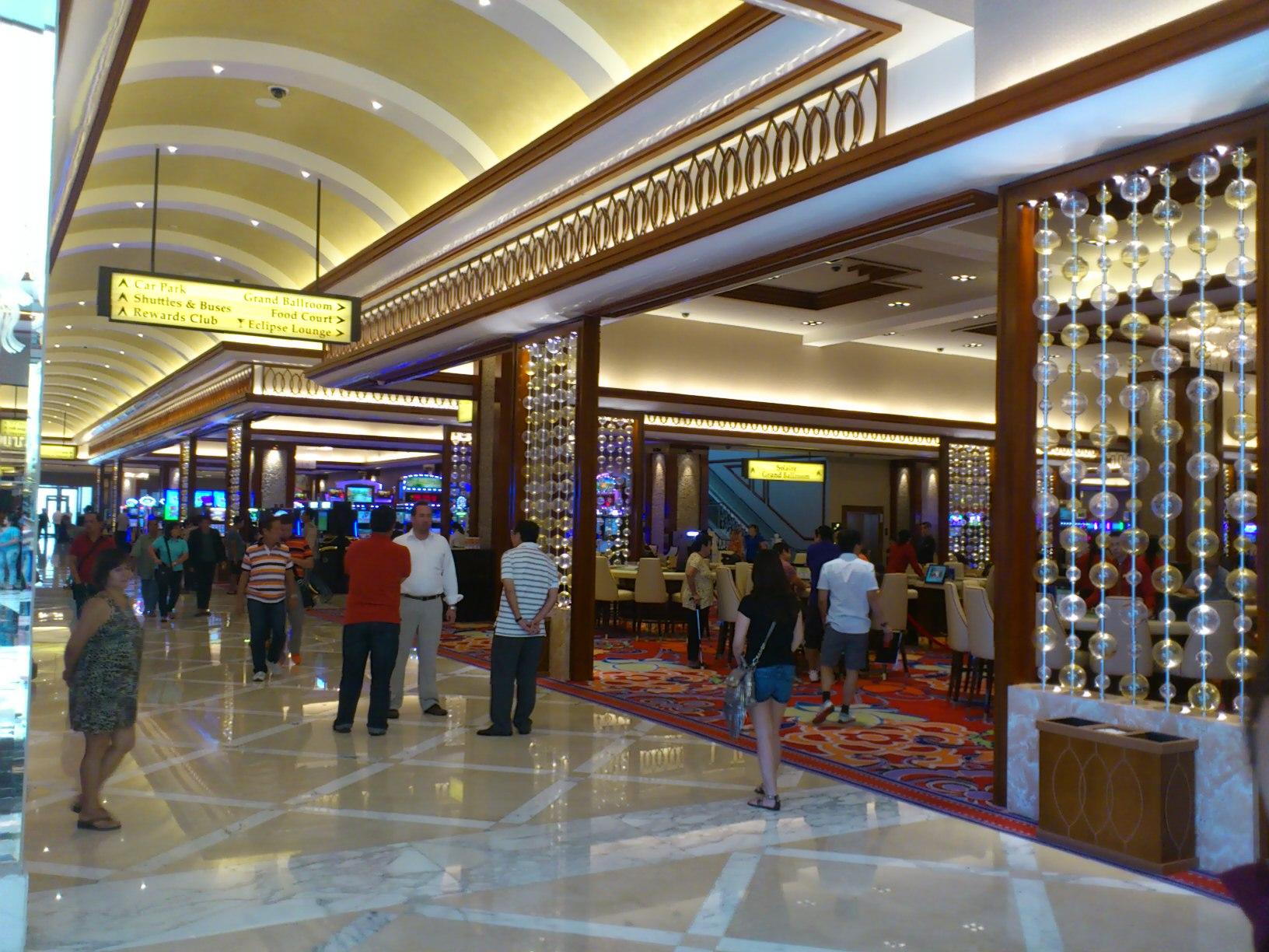 DSC 1868 マニラに出来た新しいカジノリゾート Solaire Resorts & Casino