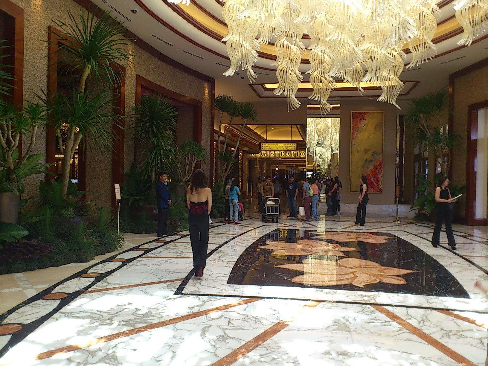 DSC 1870 マニラに出来た新しいカジノリゾート Solaire Resorts & Casino
