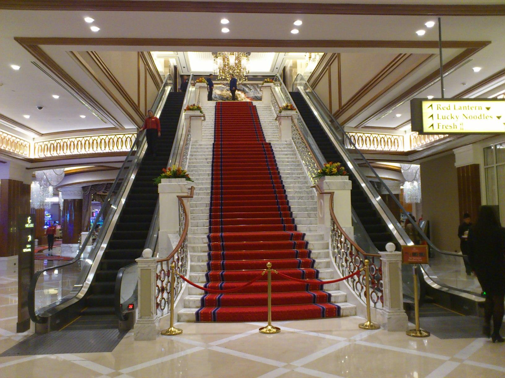 DSC 1876 マニラに出来た新しいカジノリゾート Solaire Resorts & Casino