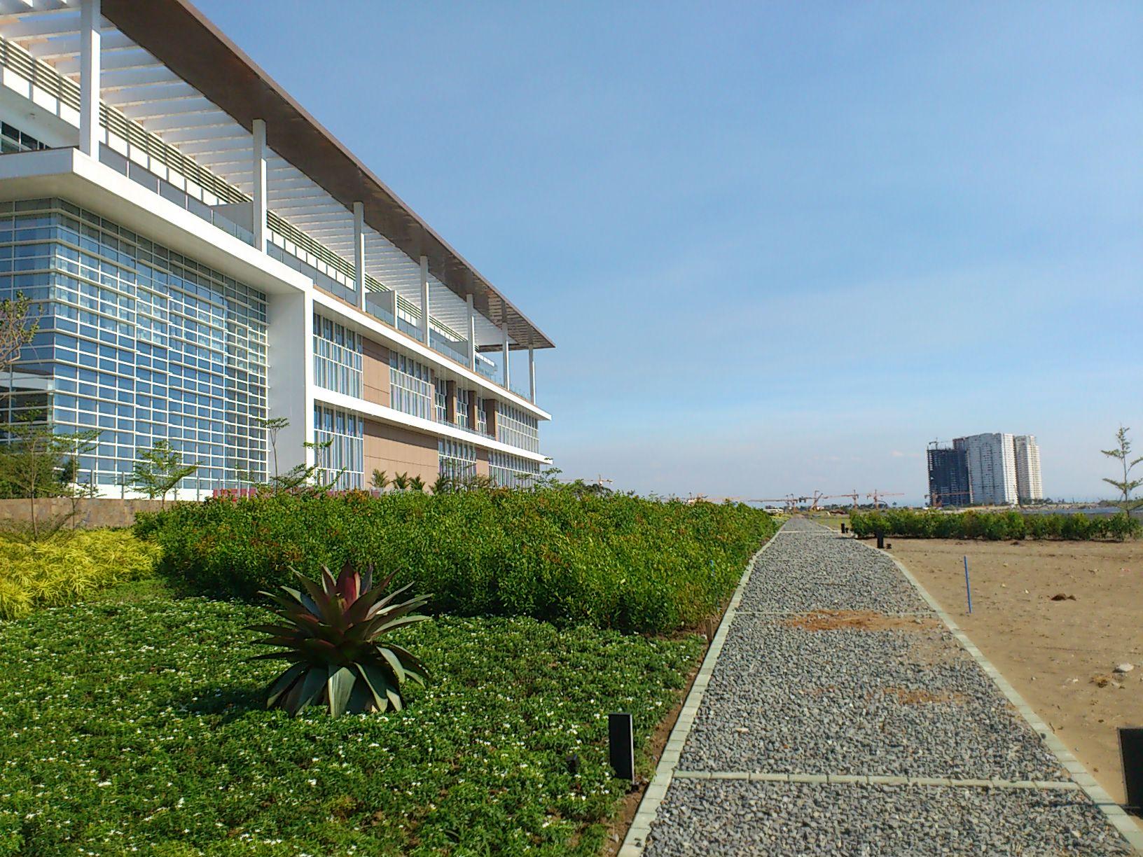 DSC 1887 マニラに出来た新しいカジノリゾート Solaire Resorts & Casino