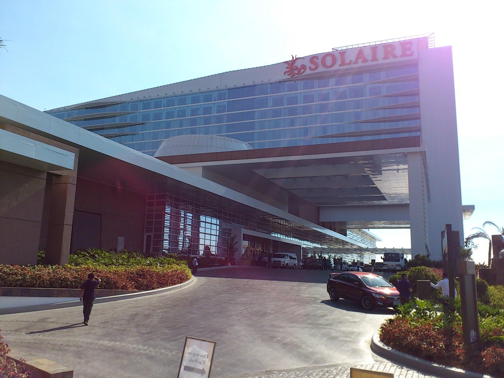 DSC 1890 マニラに出来た新しいカジノリゾート Solaire Resorts & Casino