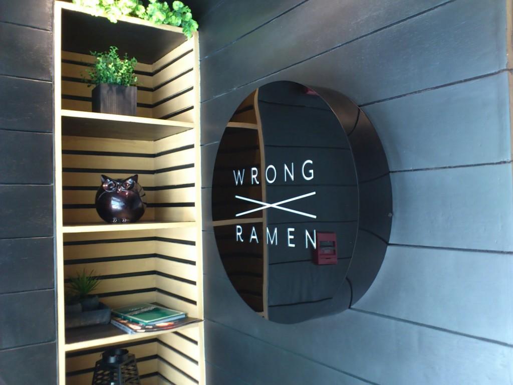 DSC 1999 1024x768 えっ、これが店の名前?! Wrong Ramen というマニラにあるラーメン屋