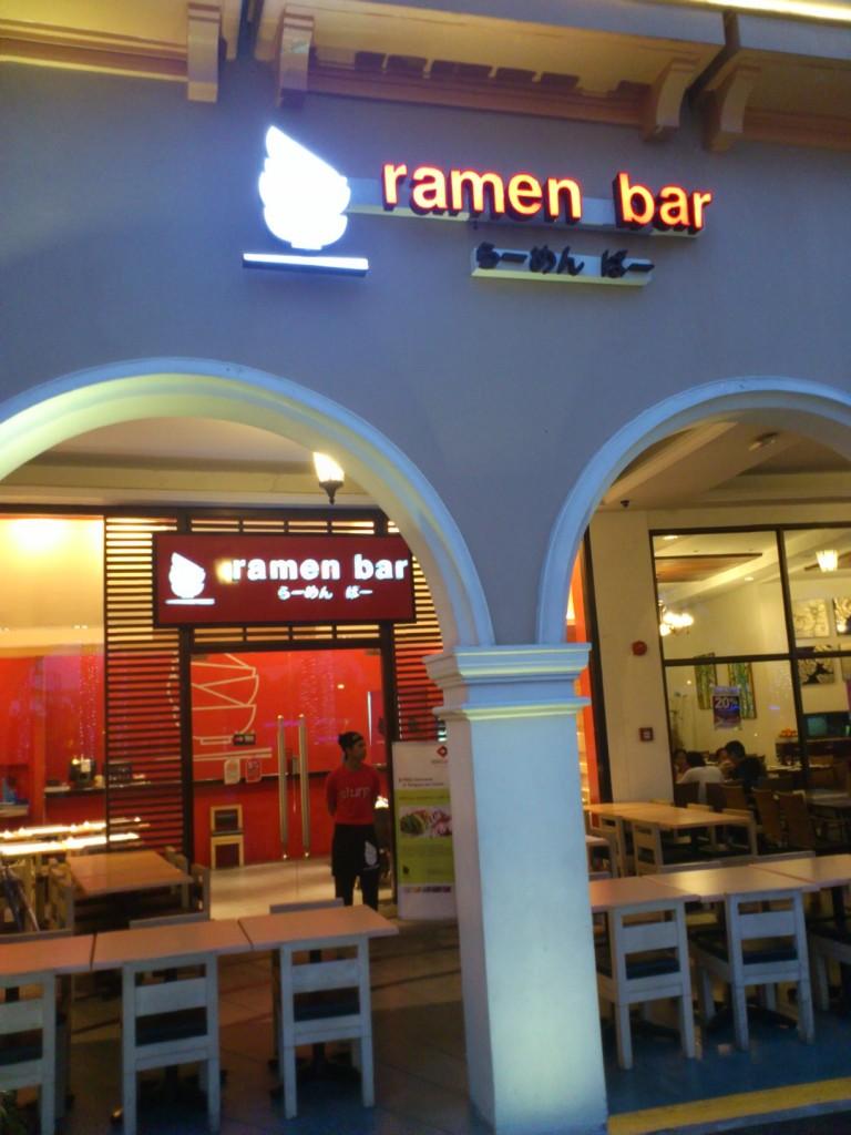 DSC 2008 e1368278063920 768x1024 マニラにあるフィリピン系ラーメン屋 〜Ramen Bar〜