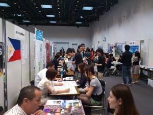 DSC 2055 300x225 フィリピン留学フェア2013にてトークイベントやってきました