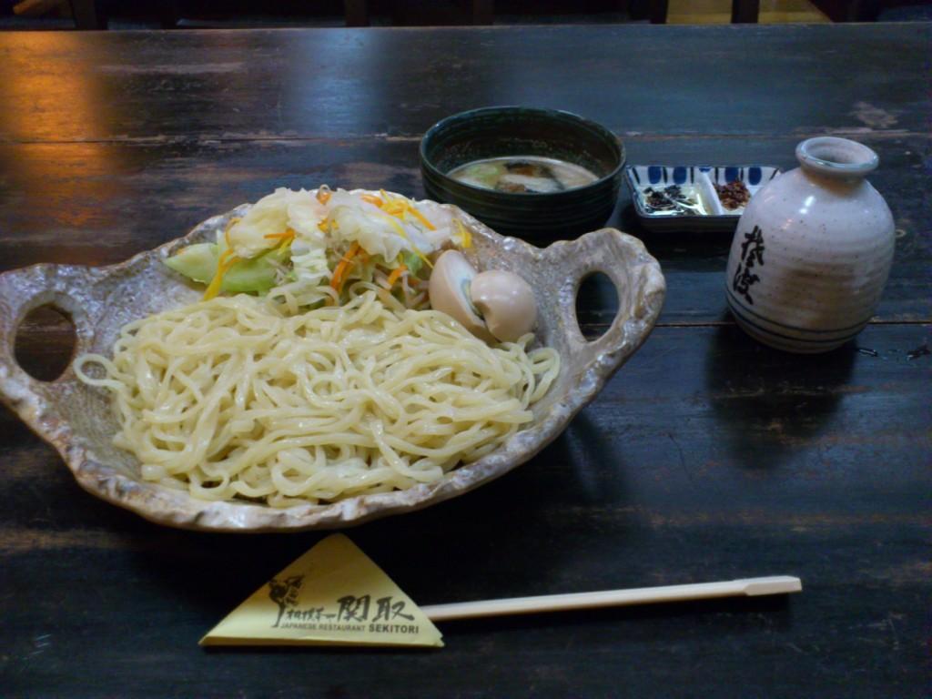 DSC 2142 1024x768 「相撲茶や関取」のとんこつつけ麺