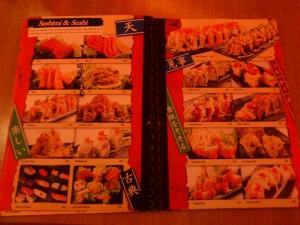 DSC 2310 300x225 相撲さん?相撲サム? Sumosam という日本食チェーン店に行ってみた