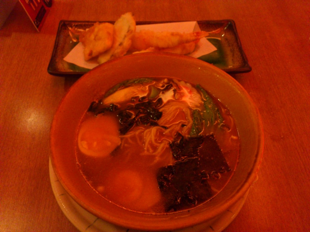 DSC 2315 1024x768 相撲さん?相撲サム? Sumosam という日本食チェーン店に行ってみた