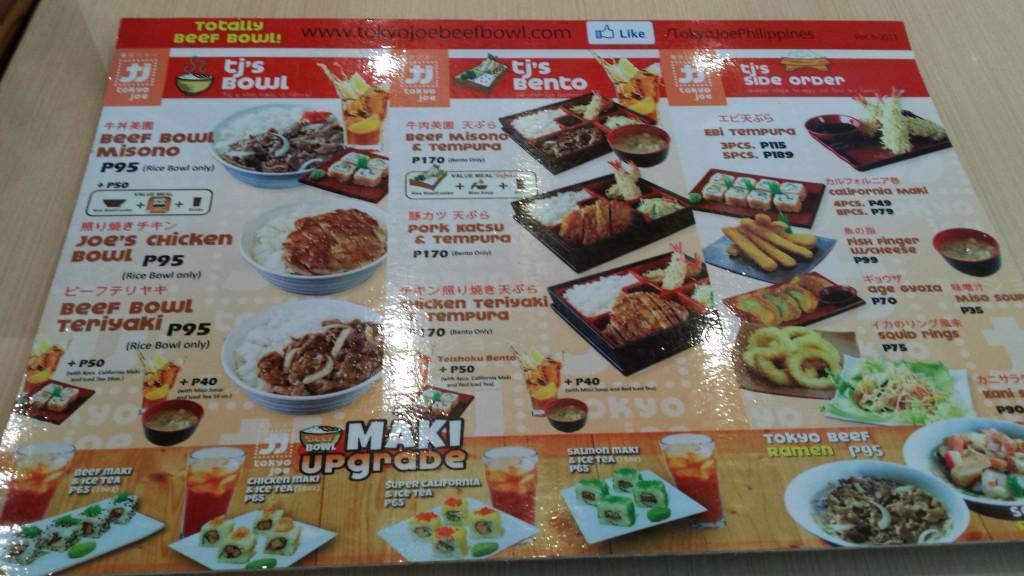 20130803 141029 1024x576 セブで見つけた怪しい日本食レストラン「東京ジョー」でビーフラーメンを食べてみた