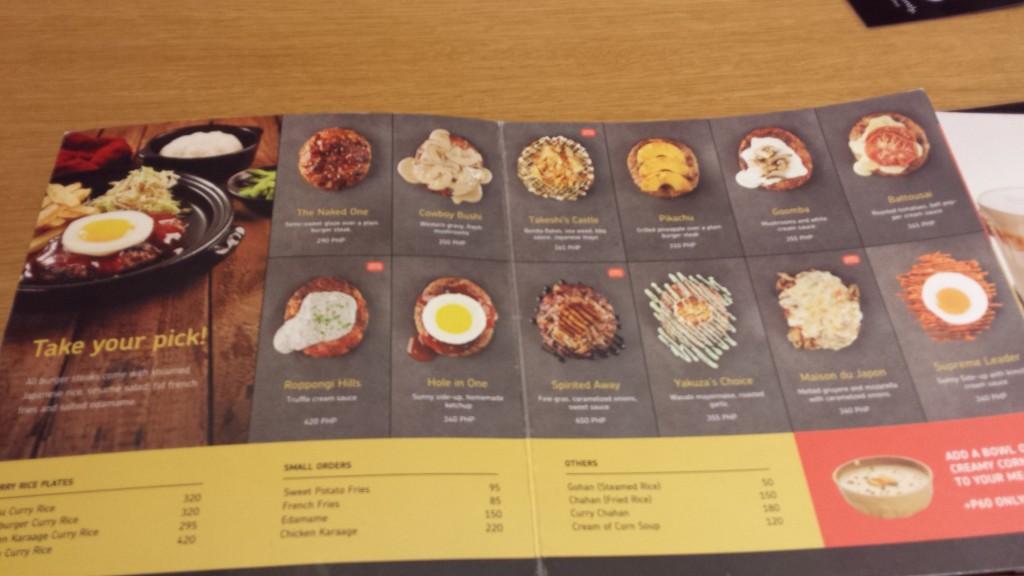20130828 151604 1024x576 ハンバーグが中に入った期間限定ラーメンバーガーをマニラで食べてきた