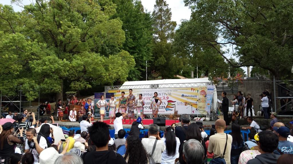 20130928 134930 1024x576 日本最大のフィリピンイベント BARRIO FIESTA