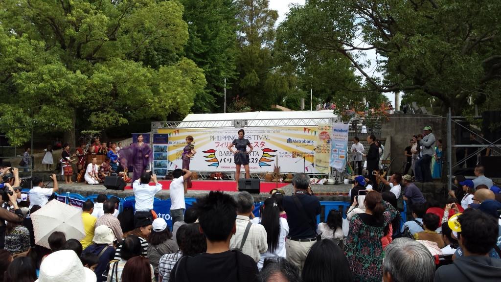 20130928 135213 1024x576 日本最大のフィリピンイベント BARRIO FIESTA