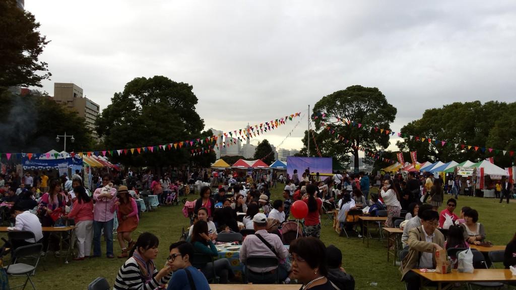 20130928 164450 1024x576 日本最大のフィリピンイベント BARRIO FIESTA