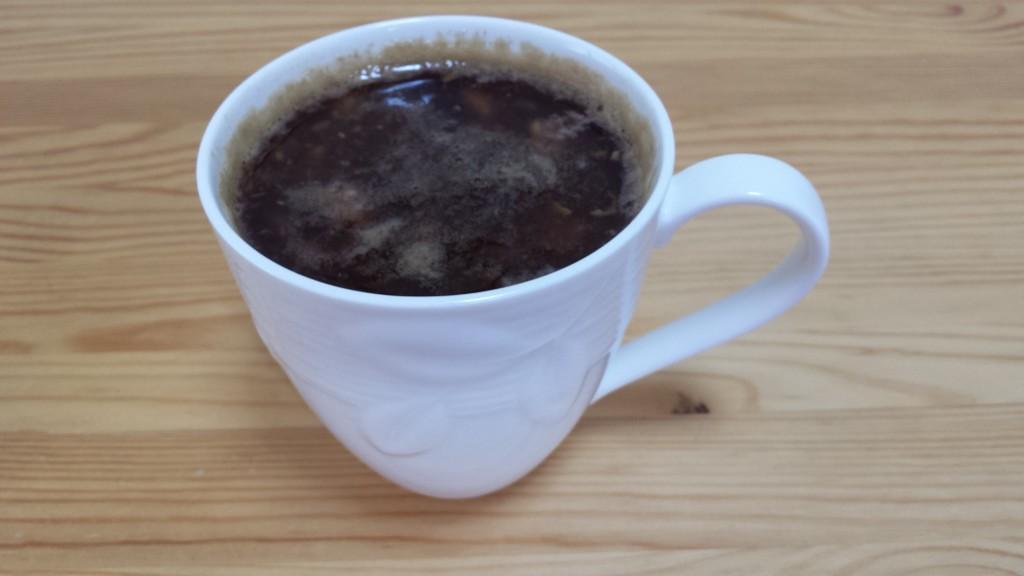 20131027 101014 1024x576 バナナコーヒーを作ってみた