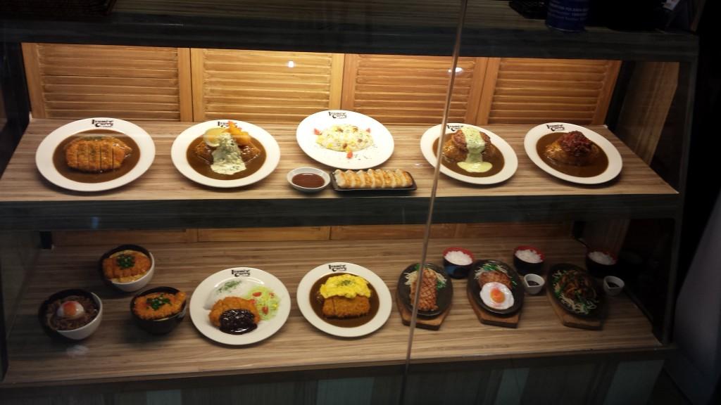 20131203 200932 1024x576 マニラにできたカレー屋 Izumi Curry に行ってきた