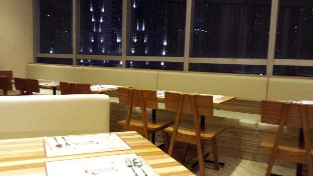 20131203 201309 1024x576 マニラにできたカレー屋 Izumi Curry に行ってきた