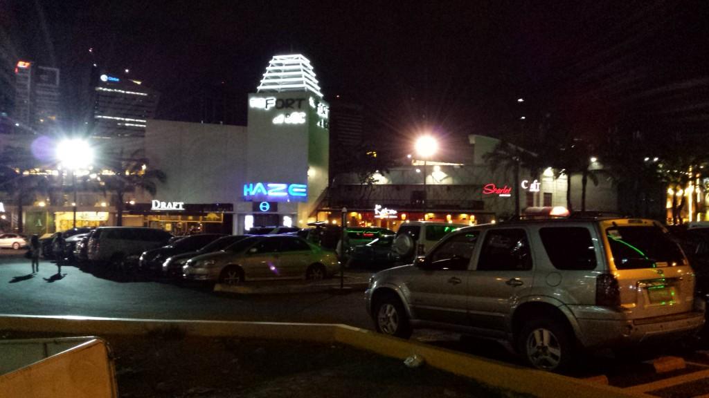 20131208 202521 1024x576 マニラのBonifacio Global City にあるKatsuという日本食レストランに行ってみたが・・・