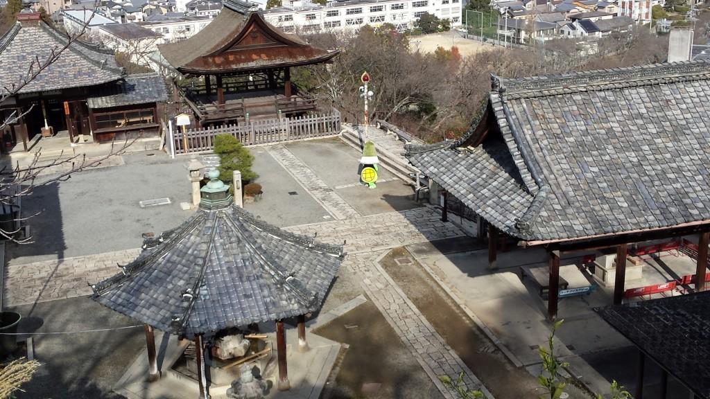20131216 130031 1024x576 三井寺のゆるキャラがあまりにもゆるかった