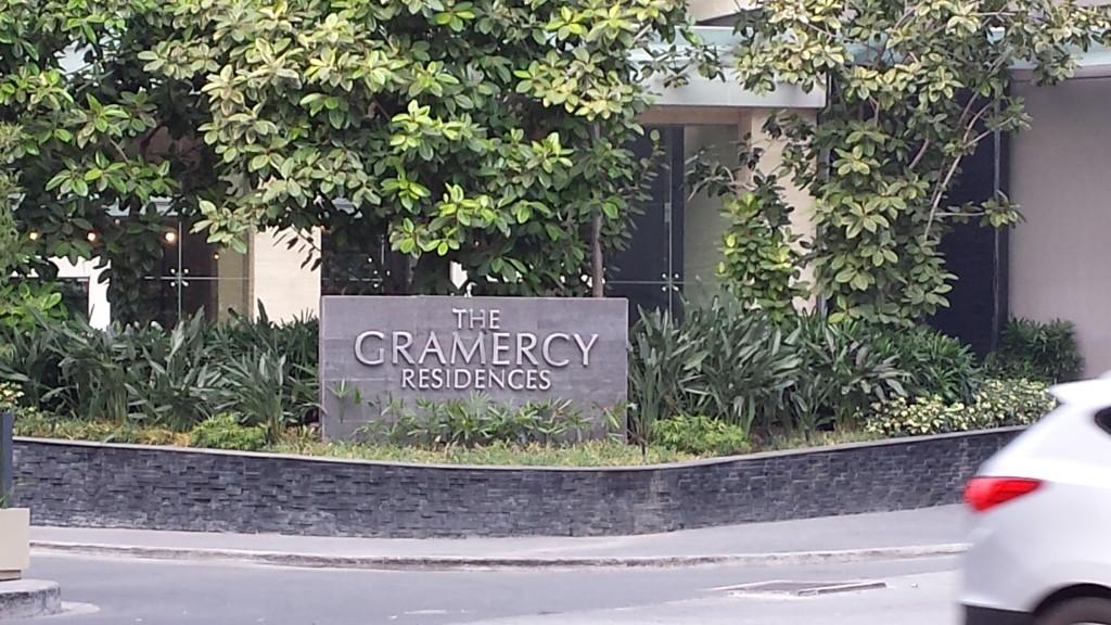 20140128 072132 1024x576 マニラの高級コンドミニアム The Gramercy Residences に泊まってみた