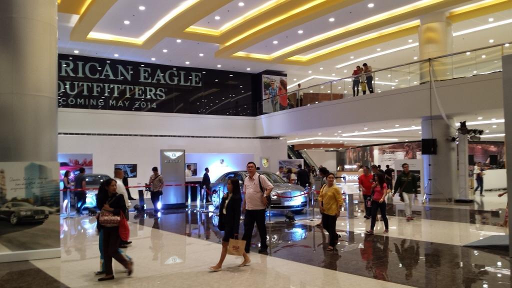 20140128 201432 1024x576 マニラのSM MegamallにMega Fashion Hallがオープンしたので行ってきた