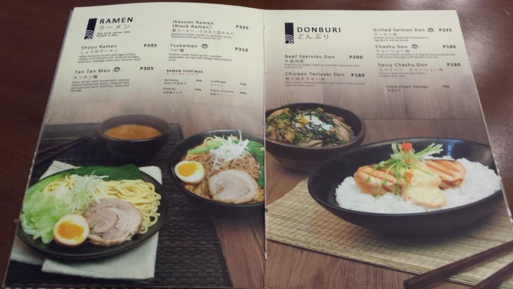 20140220 205122 1024x576 Japanese Ramen in Podium, Shitamachi Chashu House