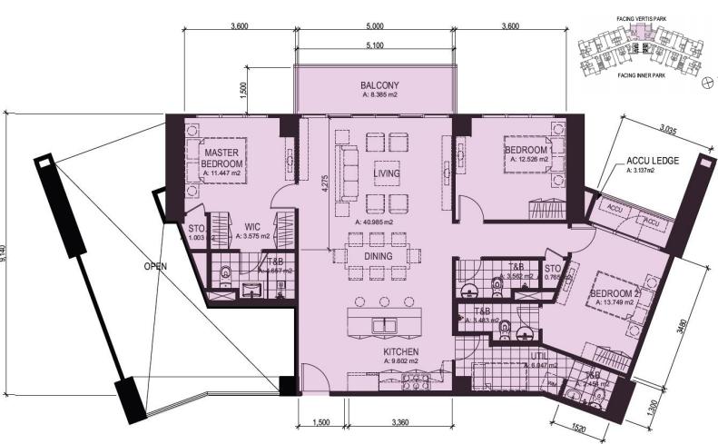 140513 2 マニラの高級タワーマンションは販売初日で50%が売れていた