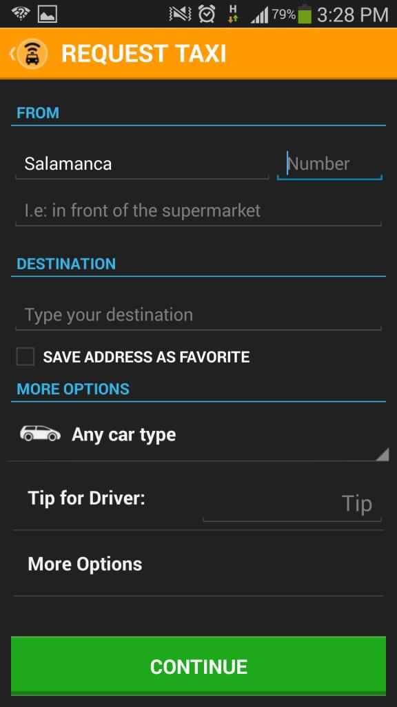 Screenshot 2014 05 06 15 28 35 576x1024 マニラでタクシー配車アプリ Easy Taxiを使ってみた