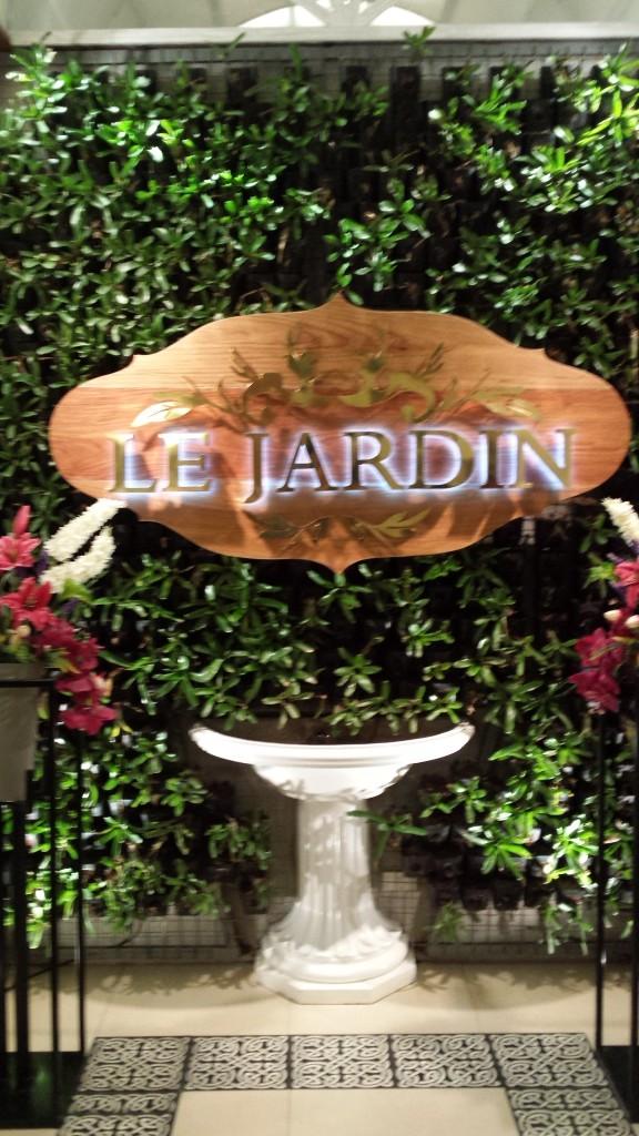 20140621 192054 e1404579858219 576x1024 マニラの眺めのいい場所で美味しいワインとフレンチなら Le Jardin がオススメ