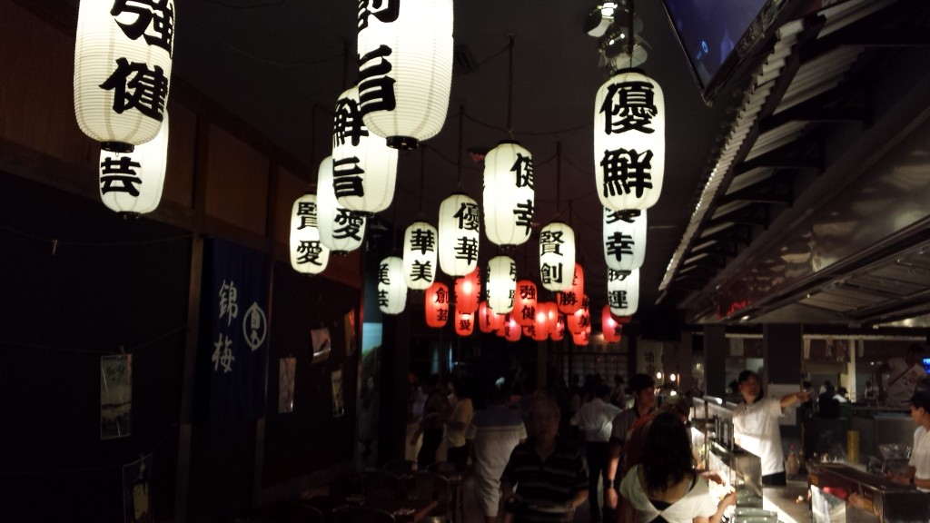 20140622 194925 1024x576 怪しい日本食バイキングレストランを発見したので行ってきた