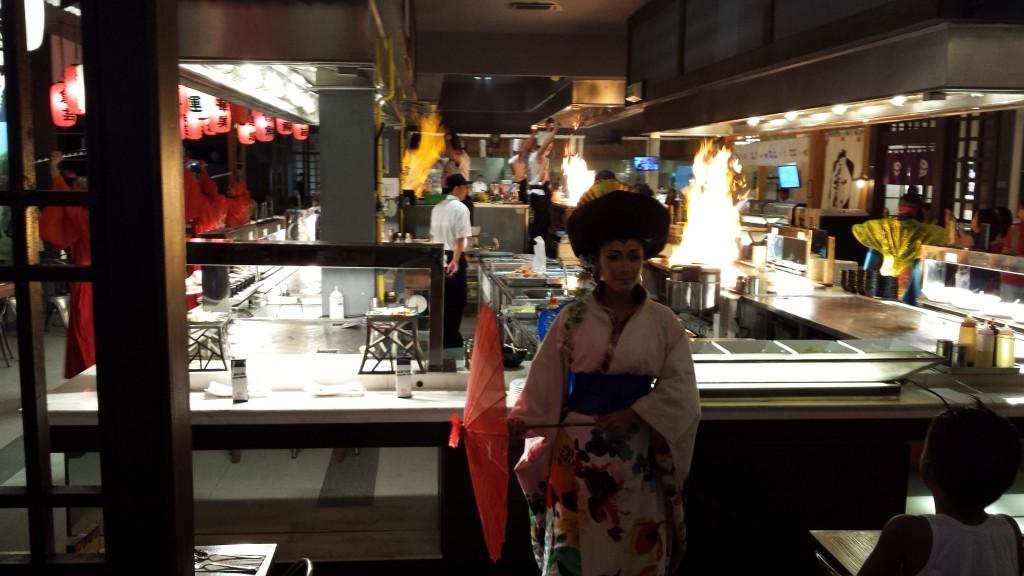 20140622 204616 1024x576 怪しい日本食バイキングレストランを発見したので行ってきた