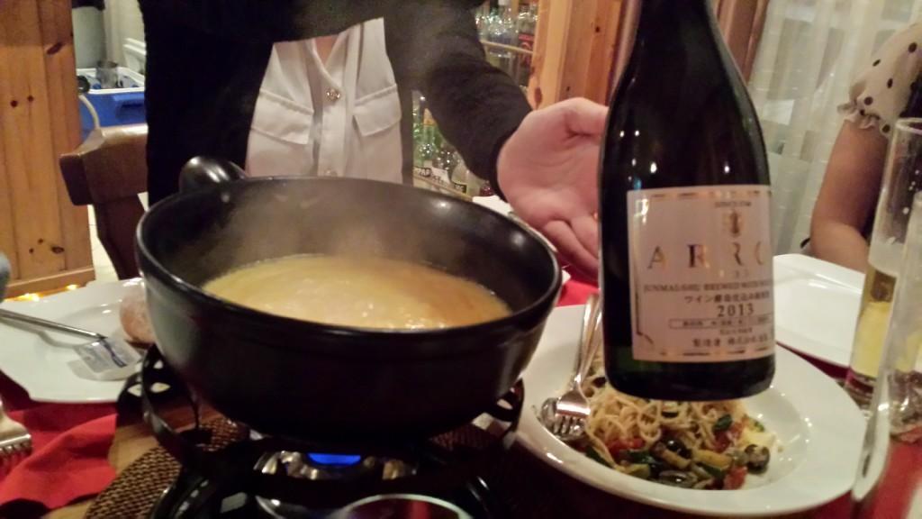 20140813 203736 1024x576 マニラのおいしいスイス料理 Chesca Bianca