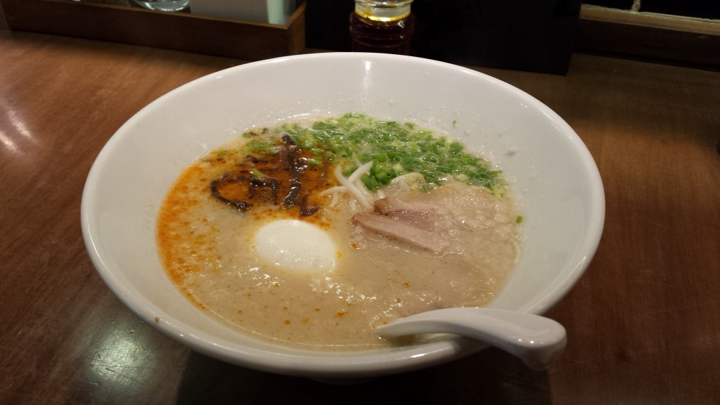 20140920 110840 1024x576 Ippudo in Manila!! Same taste as that in Japan!!