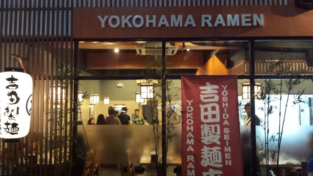 20141016 212631 1024x576 吉田製麺っていうラーメン屋がマカティのリトル東京にオープン