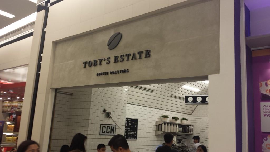 20141130 203213 1024x576 マニラで一番おいしいコーヒー屋 Tobys Estate