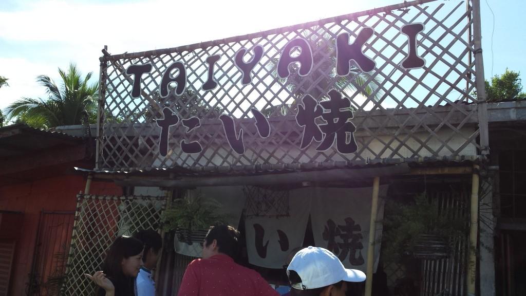 20141122 143842 1024x576 マニラ近郊でたい焼きを食べたくなったらここへ