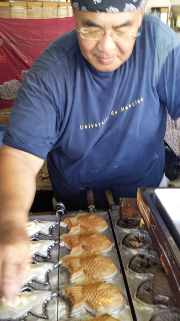 20141122 144220 e1419155188851 576x1024 マニラ近郊でたい焼きを食べたくなったらここへ