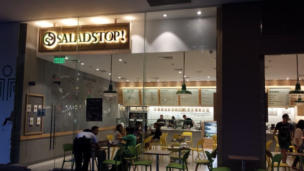 20150208 180510 1024x576 Salad Stop:Bonifacioで野菜サラダが食べられるお店