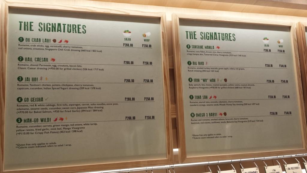 20150208 181524 1024x576 Salad Stop:Bonifacioで野菜サラダが食べられるお店
