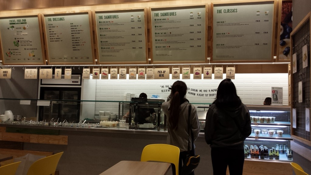 20150208 181743 1024x576 Salad Stop:Bonifacioで野菜サラダが食べられるお店