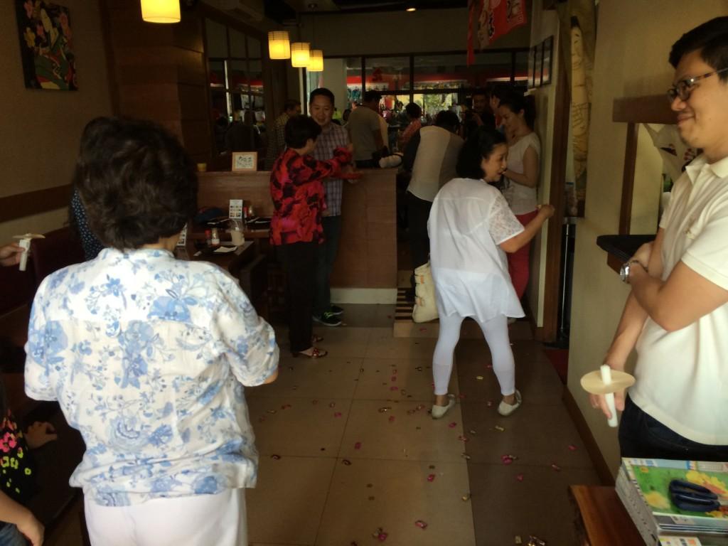 2015 03 01 15.22.55 1024x768 マニラの日本食レストランTakashiがグランドオープン!セレモニーに参加してきた