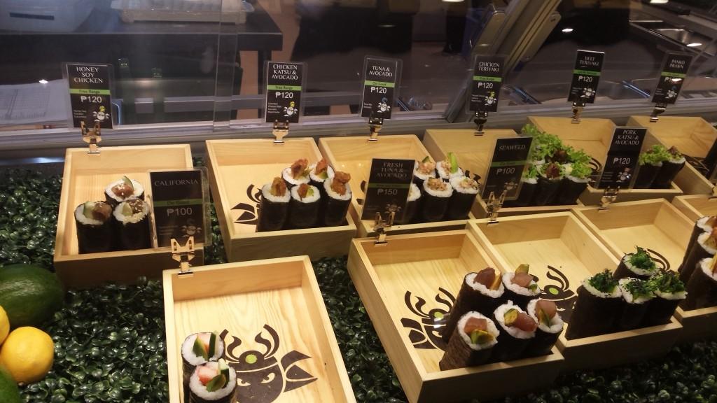 2015 04 21 20.49.59 1024x576 WASABI WARRIORSっていう怪しげなお寿司のお店に入ってみたらまずまずだった