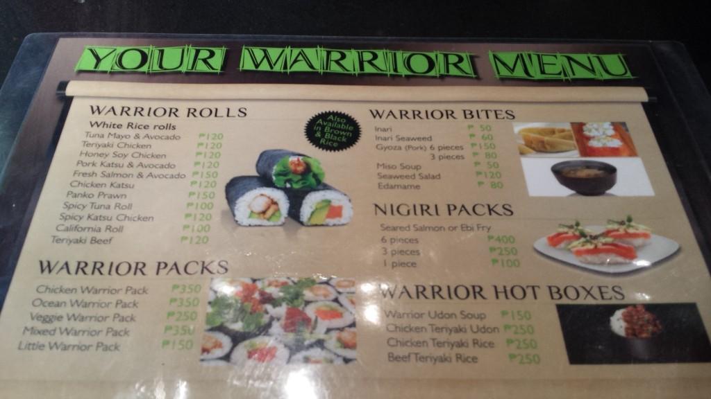 2015 04 21 20.55.38 1024x576 WASABI WARRIORSっていう怪しげなお寿司のお店に入ってみたらまずまずだった