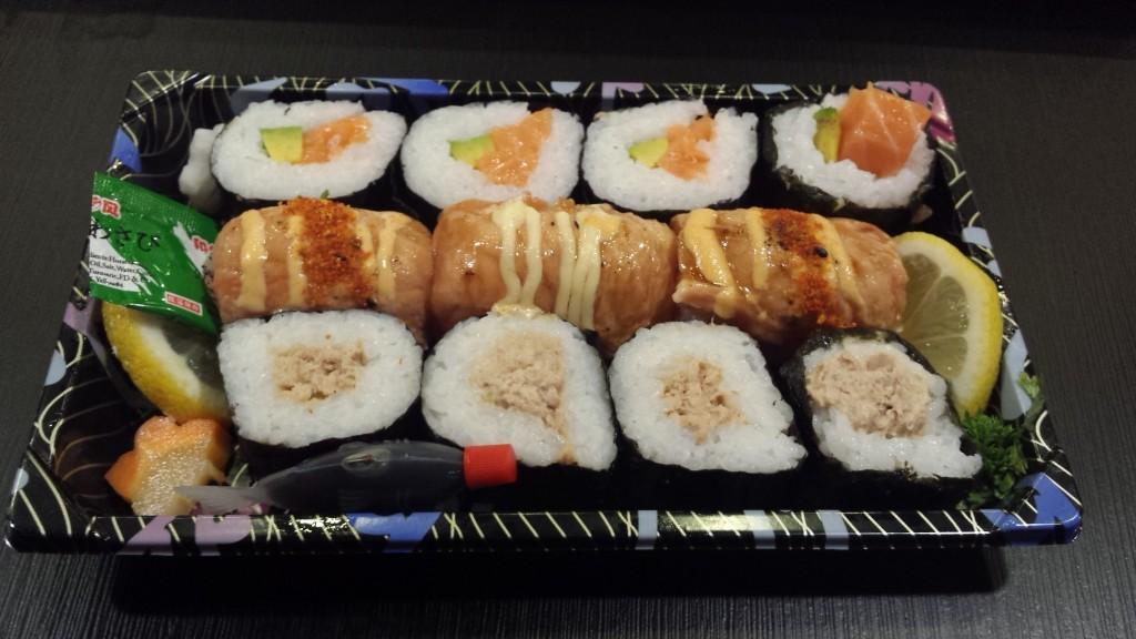 2015 04 21 20.58.08 1024x576 WASABI WARRIORSっていう怪しげなお寿司のお店に入ってみたらまずまずだった