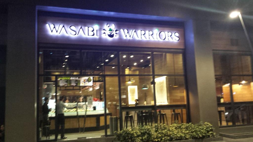 2015 04 21 21.19.55 1024x576 WASABI WARRIORSっていう怪しげなお寿司のお店に入ってみたらまずまずだった